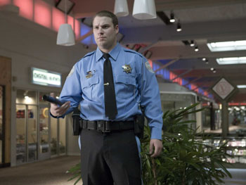 mall security officer los angeles