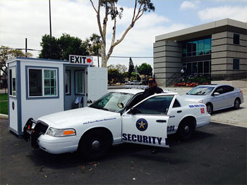 Security Guard Companies in Los Angeles