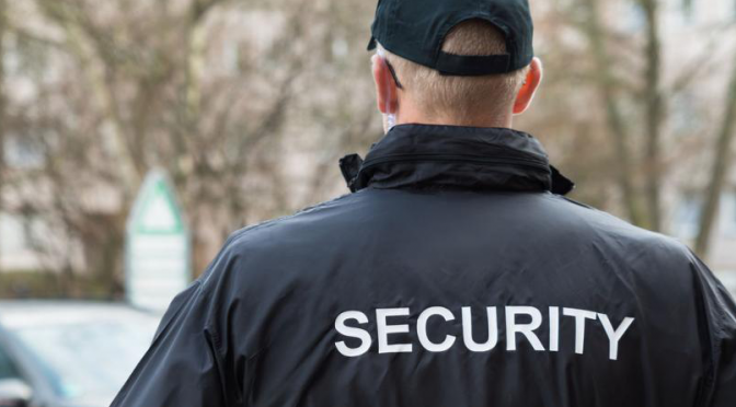 How Much Commercial Security Do You Need