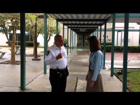 School security guard in california