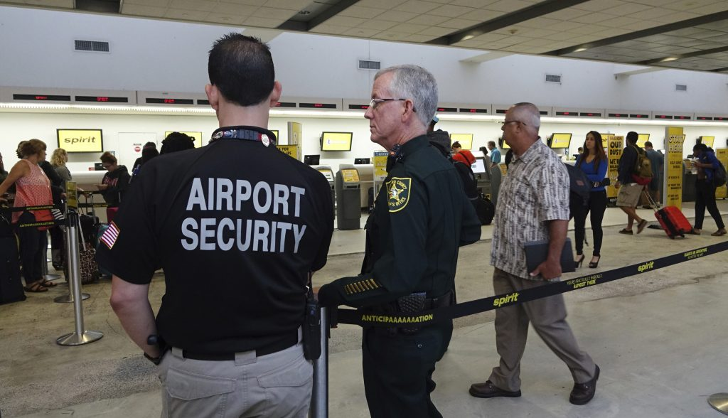 Perimeter Security Systems – Airports