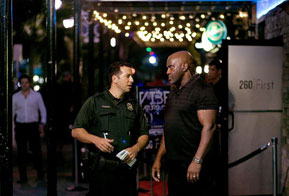 Club Security guards