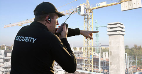 security guards for construction sites los angeles
