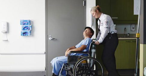 Security guards for Healthcare Facility