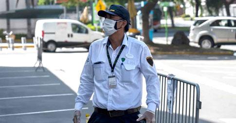 nonprofit security guards services