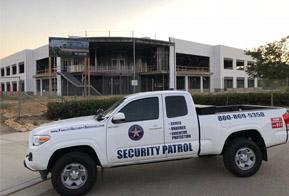 security patrol services in Los Angeles Ca