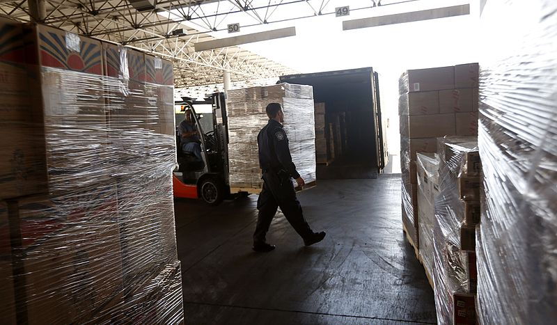 warehouse security guards los angeles